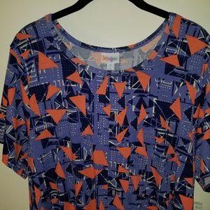Lularoe Carly dress XL